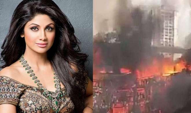 शिल्पा शेट्टी का शो इसी महीने की 30 तारीख को होना है लॉन्च, जल गया पूरा सेट