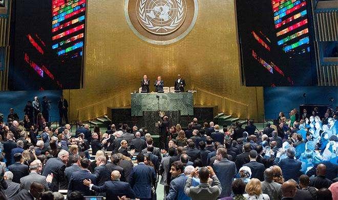 UN में भारत ने कहा, 'सीमापार आतंकवाद है मौजूदा कश्मीर समस्या की वजह'