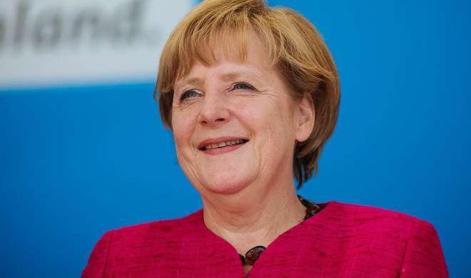 लगातार चौथी बार जर्मनी की चांसलर बनेगी एंजेला मर्केल