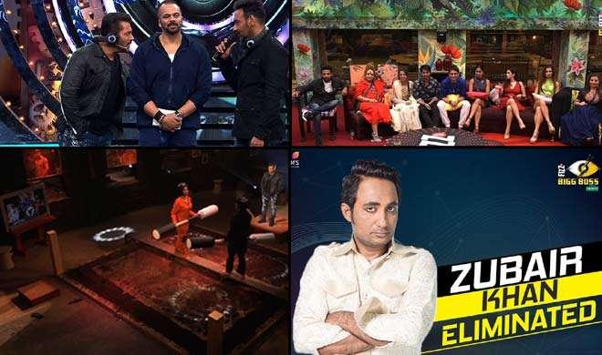 Bigg Boss 11, Episode 7: 'गोलमाल अगेन' की टीम ने शो में मचाया धमाल, जुबैर खान हुए घर से बाहर