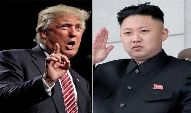 उत्तर कोरिया ने दी धमकी, 'अमेरिका पर करेंगे अग्निवर्षा'