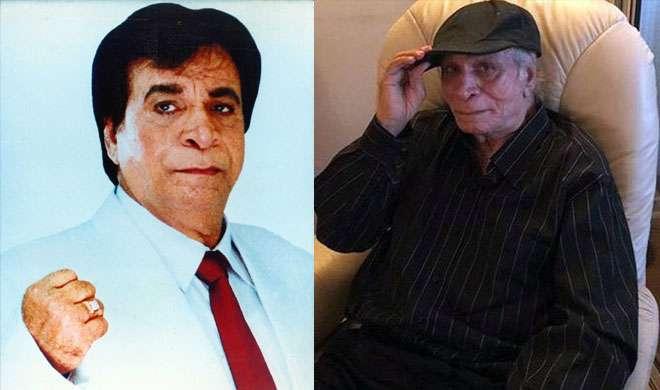 बीमारी की वजह से अब ऐसे दिखने लगे हैं कादर खान, पहचानना हुआ मुश्किल