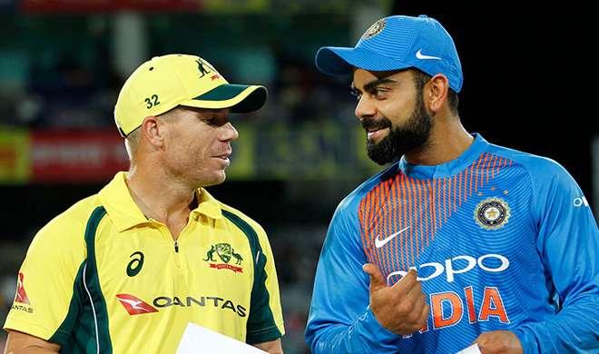 IND VS AUS: तीसरे टी 20 में दोनों टीमों के लिए करो या मरो की जंग