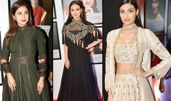Women Achievers Awards: एक मंच पर आईं जीनत अमान, पूनम ढिल्लों, हुमा कुरैशी और सानिया मिर्जा