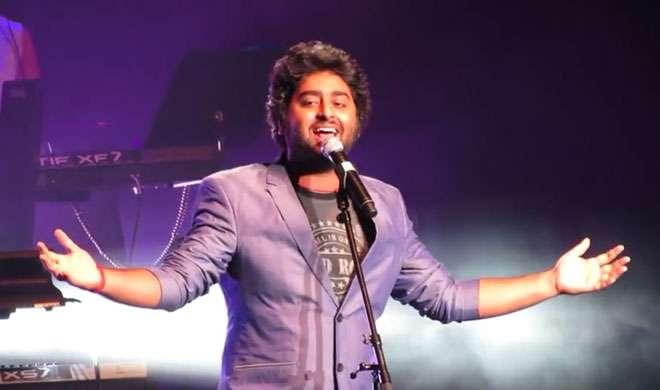 10 शहरों में कार्यक्रम पेश करेंगे गायक अरिजीत सिंह