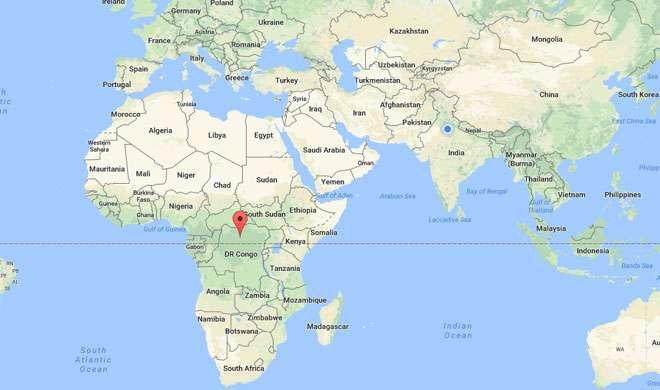 कांगो गणराज्य में ईंधन ले जा रही ट्रेन पटरी से उतरी, 33 लोगों की मौत