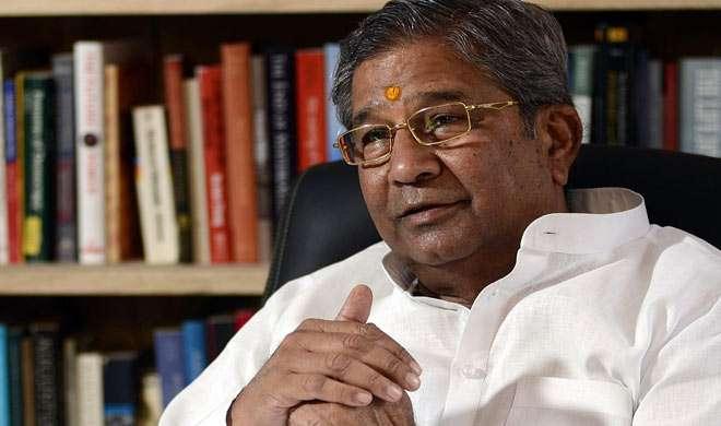 BJP के वरिष्ठ विधायक घनश्याम तिवाड़ी मकर संक्रांति पर करेंगे नई पार्टी की घोषणा