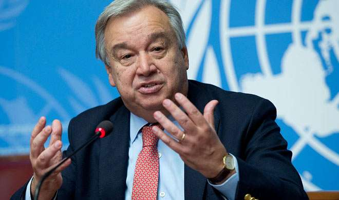 UN महासचिव ने सू की से किया अनुरोध, रोहिंग्या शरणार्थियों को देश वापस लौटने की अनुमति दें