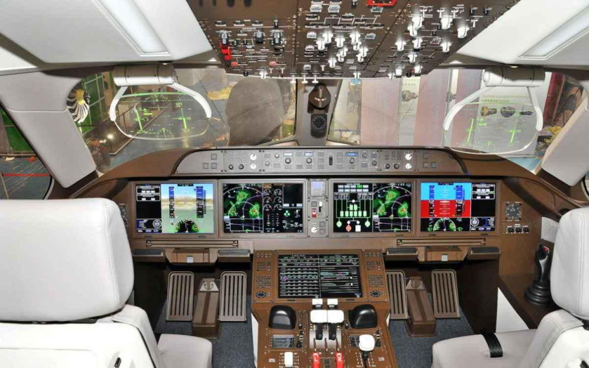 C919 Cockpit