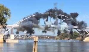 6 महीने में 3 बार हुई 93 साल पुराने पुल को गिराने की कोशिश,...