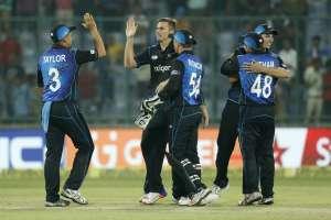 दिल्ली वनडे तस्वीरों में: किवीज़ ने ऐसे जीता दौरे का पहला मैच