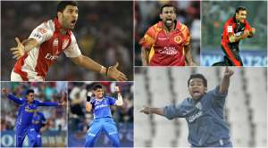 IPL: फ़टाफ़ट क्रिकेट में हैट्रिक के 7 बादशाह