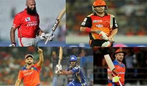 IPL 2017: जानें क्या है इन टॉप 5 बल्लेबाजों की ख़ासियत