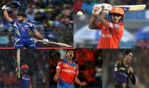 IPL 2017: ये 5 हैं टीम इंडिया के उभरते हुए भावी खिलाड़ी