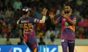 IPL 2017:भुवनेश्वर से पर्पल कैप नहीं छीन सके उनादकट