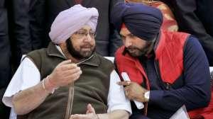 कांग्रेस में 'दिल्ली टू चंडीगढ़' हलचल, आलाकमान से मिले सिद्धू, अमरिंदर ने एक्टिवेट की 'लंच डिप्लोमेसी'