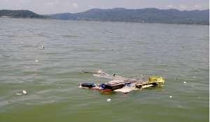 पठानकोट: रणजीत सागर डैम की झील में आर्मी का हेलीकॉप्टर दुर्घटनाग्रस्त