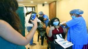 उत्तर प्रदेश ने आज 22 लाख से ज्यादा कोरोना वैक्सीन लगाकर बनाया नया रिकार्ड