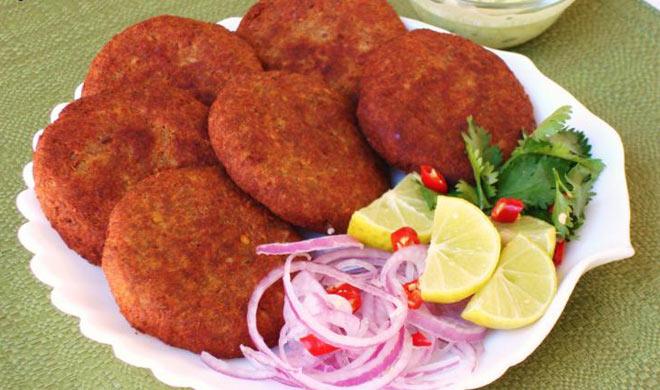 ऐसे बनाएं स्वादिष्ट और स्पेशल मटन शमी कबाब - India TV