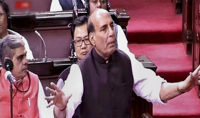 'कश्मीर मुद्दे पर हद में रहे पाक, हम देश बनाने के लिए काम करते हैं' - India TV