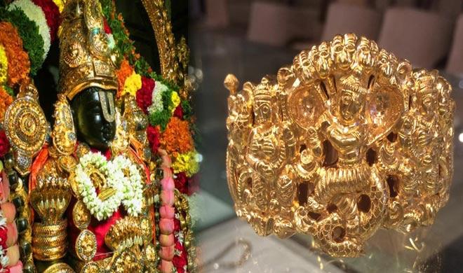 मंदिर में गहनों की चोरी करने वाला चोर गिरफ्तार