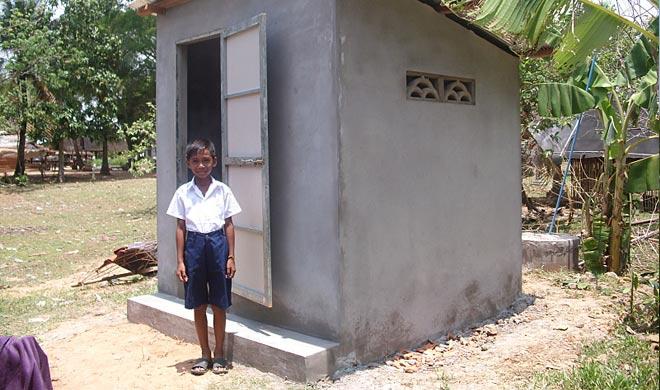 जिले के 115 गांव खुले में शौच मुक्त, 31 मार्च तक सभी 304 को पूरा करने का लक्ष्य : शिव प्रसाद शर्मा