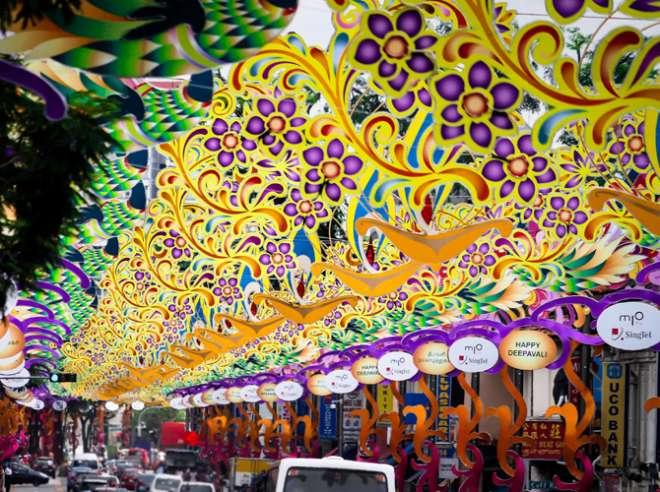 singapore diwali