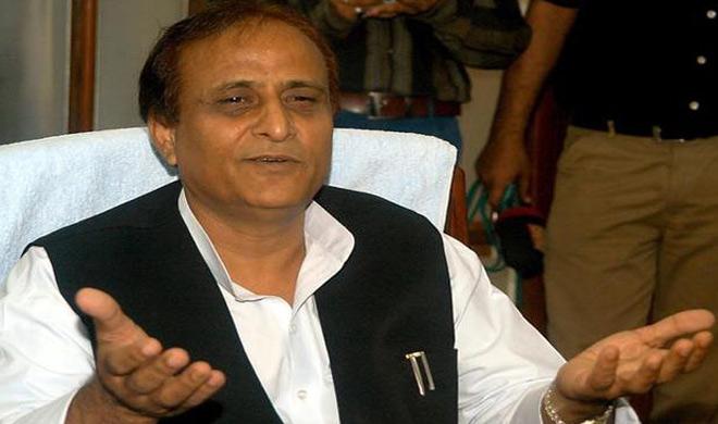 आजम खान बोले, 'मुझे चाय बनानी आती है और ड्रम बजाना भी, अब PM बना दो' - India TV