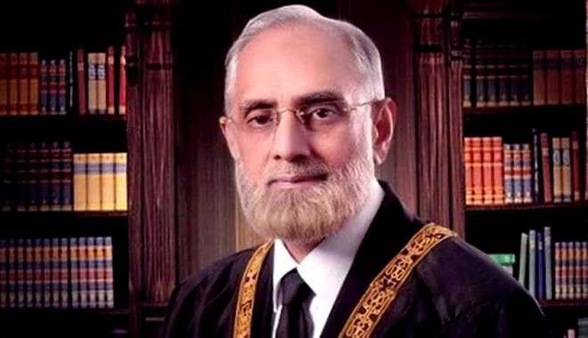 पाकिस्तान में लोकतंत्र नहीं राजशाही है: चीफ़ जस्टिस - India TV