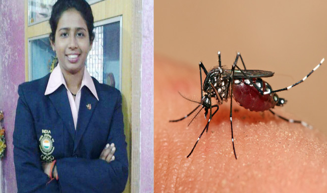 वाराणसी में अंतरराष्ट्रीय फुटबॉलर पूनम चौहान की डेंगू से मौत - India TV