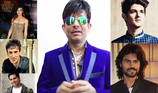 Bigg Boss 10: ये 6 सेलिब्रिटी हैं शामिल, लांच होने से पहले केआरके ने किया प्रतियोगियों के नाम लीक - India TV