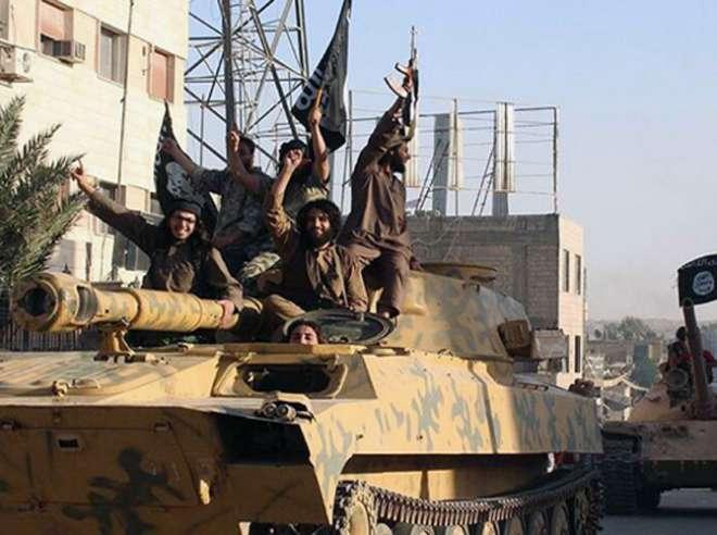 ISIS Funding