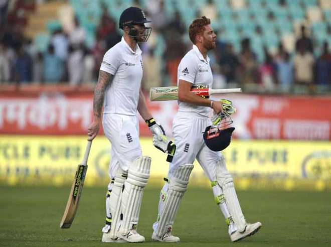 England tour of India