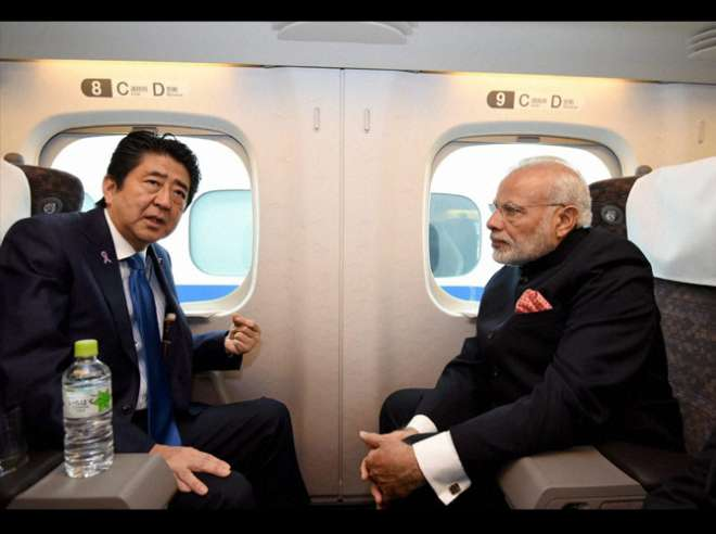 narendra modi shinzo abe japan
