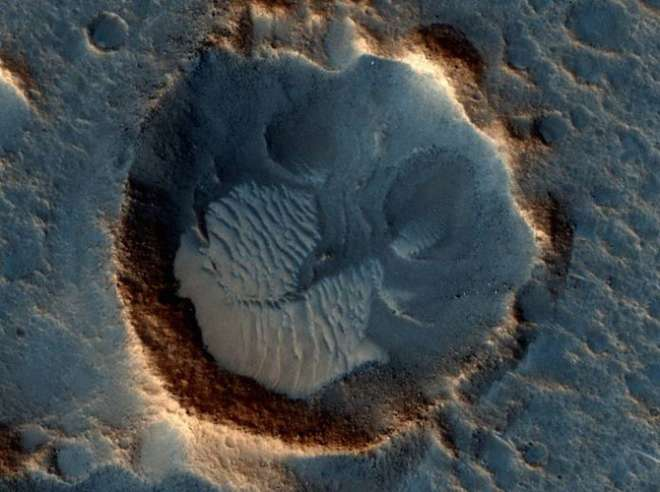 The Ares 3 Landing Site
