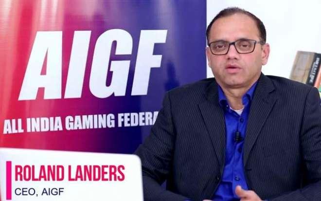 Rolland Landers, CEO of AIGF