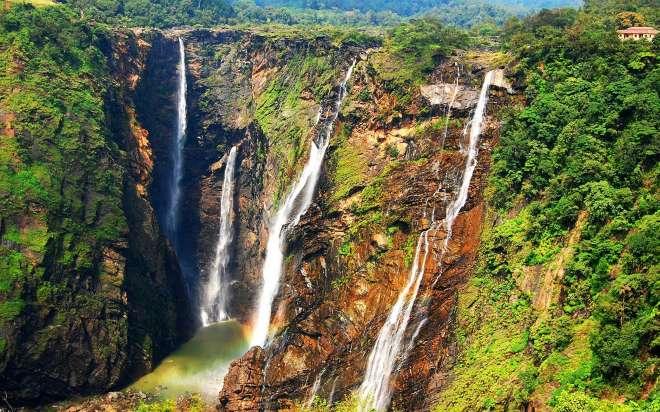 Jog water fall in karnatak
