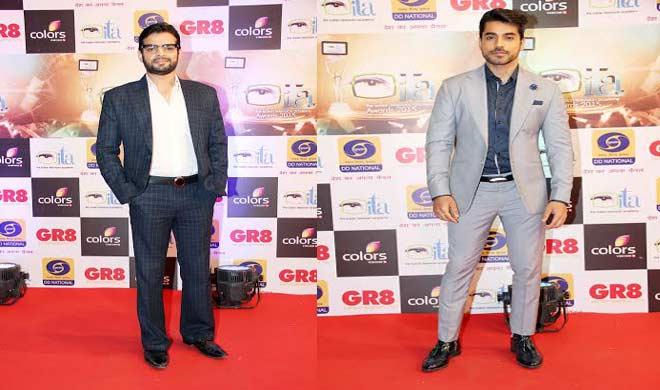 करन पटेल और गौतम गुलाटी बिग बॉस सीजन 8 के विजेता रह चुके रेड कारपेट पर कुछ इस अंदाज में दिखे।