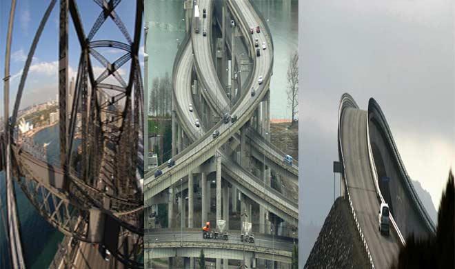 देखिए, दुनिया के कुछ बेहतरीन ब्रिज