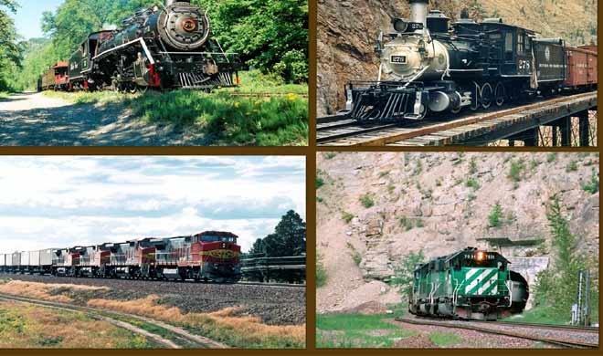 देखिए, दुनिया के 10 खूबसूरत रेलवे-ट्रैक