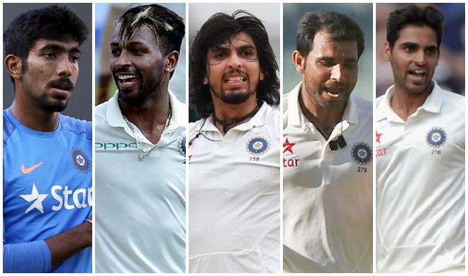 भारतीय तेज गेंदबाज
