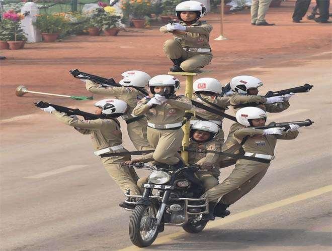 BSF bikers