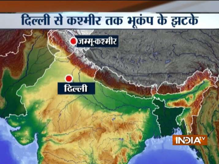 earthquake-jammu-Kashmir-tremors-also-felt-in-delhi-ncr-chandigarh-punjab