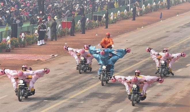 BSF women bikers