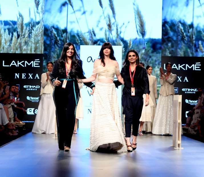 kalki lakme fashion week 2018