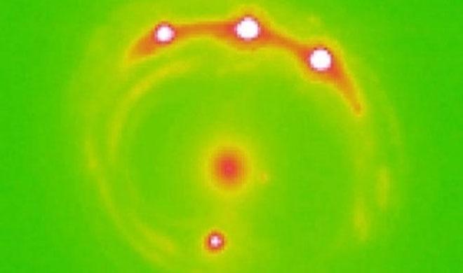 Exoplanets beyond the Milky Way   Photo: University of Oklahoma