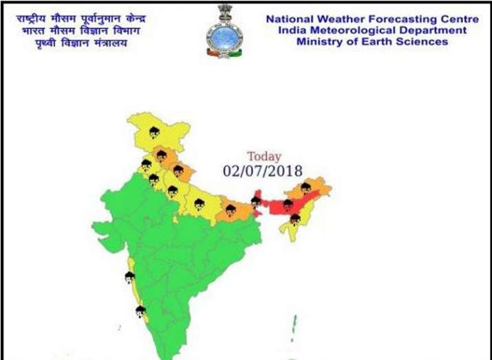 Photo: Indian Meteorological Department