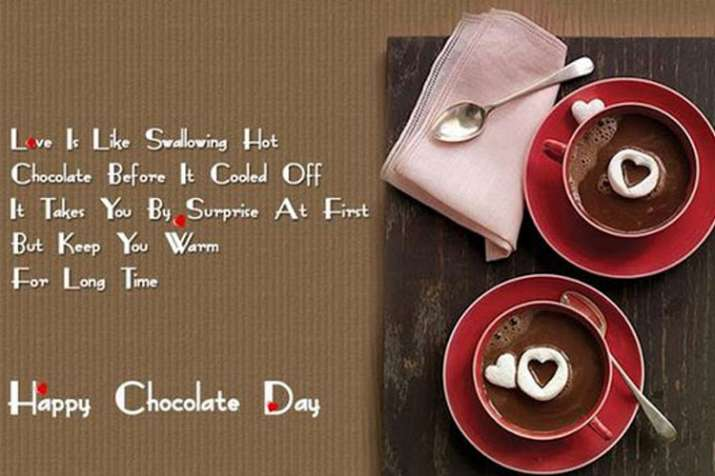 happy world chocolate day 2018