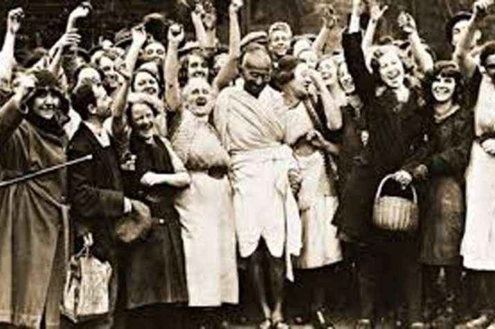 'दांडीमार्च' का प्रसिद्धनारा