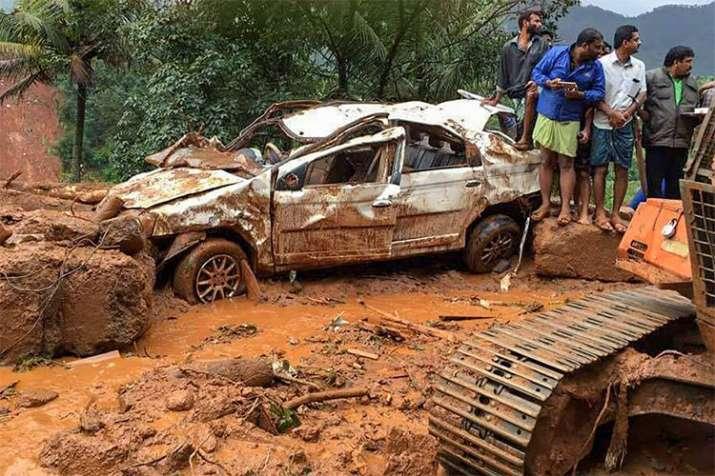 सूबे में भारी बारिश के चलते भारी तबाही हुई है | पीटीआई